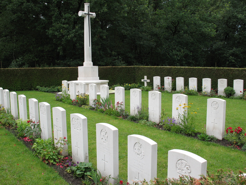 Oorlogsgraven